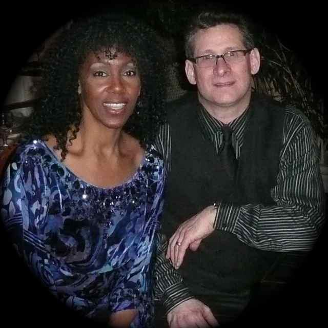 Cynthia and Mark